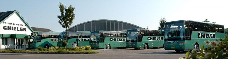 GHIELEN Touringcarbedrijf